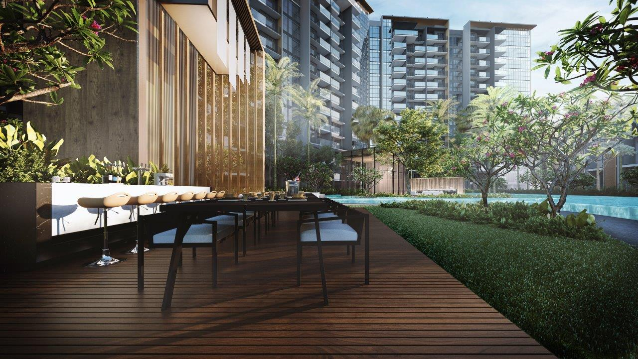 affinity at serangoon alfresco bbq island
