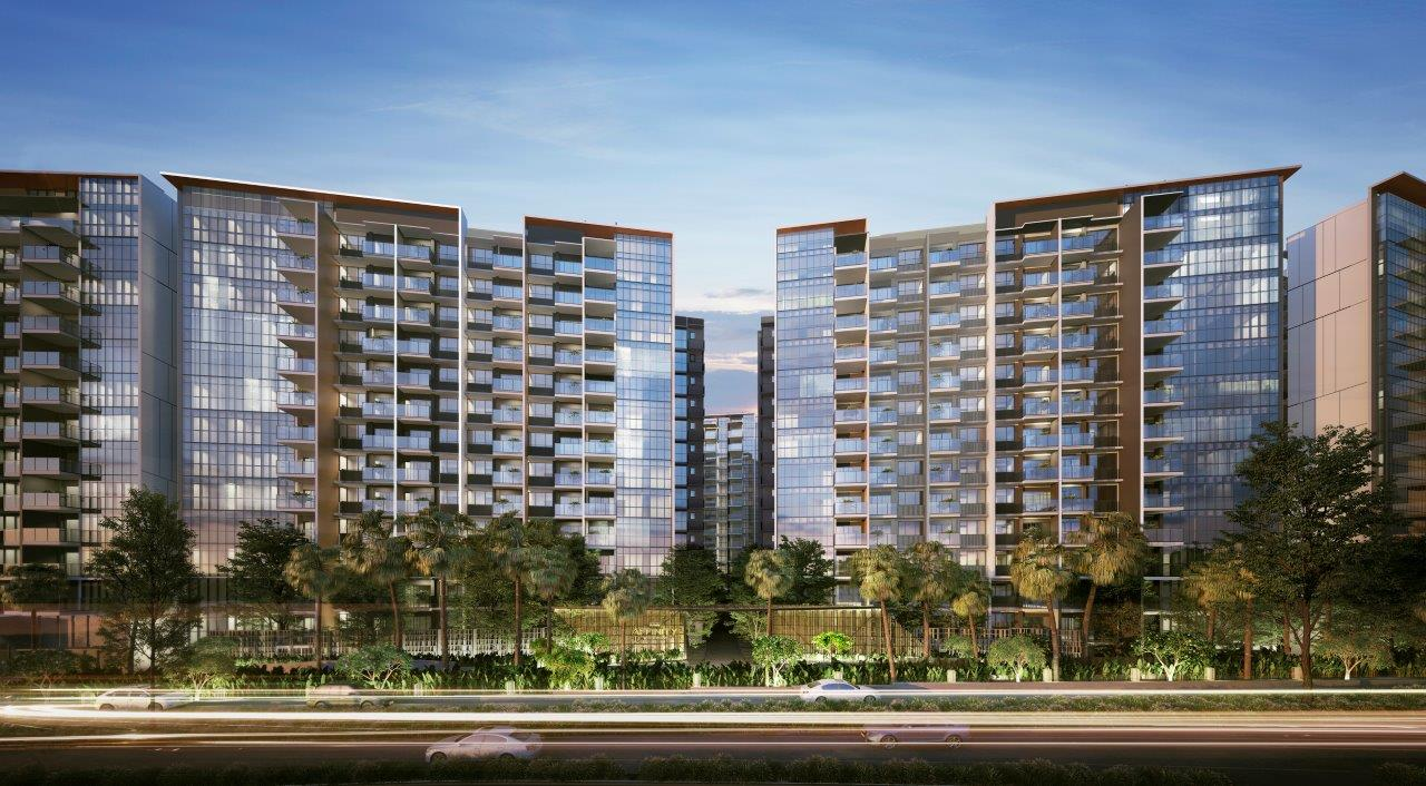affinity at serangoon facade